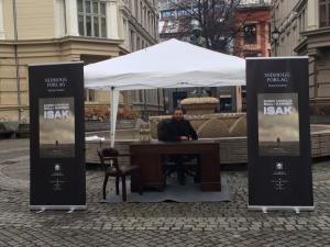 Boklansering i Oslo / Book launch in Oslo