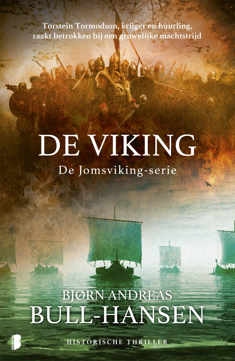 Jomsviking Published in the Netherlands