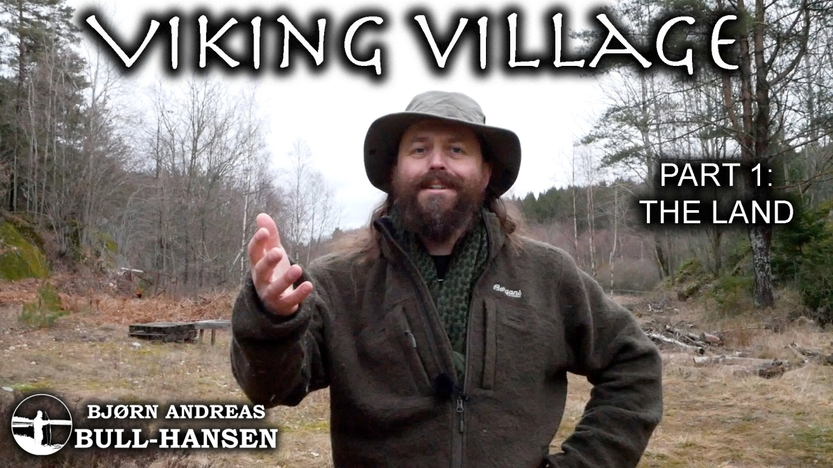 Building a Viking Village